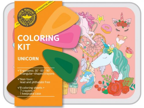 Coloring Kit Set - UNICORN Set