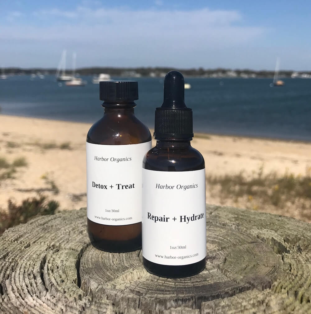 Harbour Organics Detox + Treat and Repair + Hydrate by Scandic Botanica