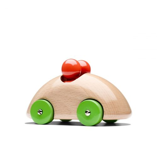 Playsam Streamliner Rally in Natural Wood