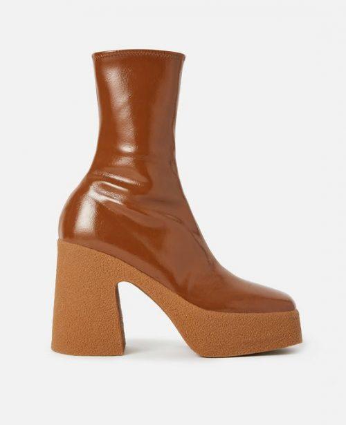 Stella McCartney Chunky Ankle Boot